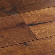 Berkeley 15mm Engineered Distressed Rugged Oak Flooring (2.11m2 Pack)